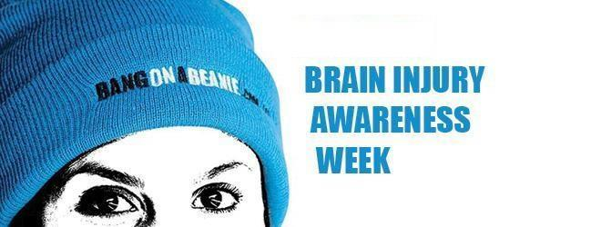 Brain Injury Awareness Week 2014. 11th-17th August.