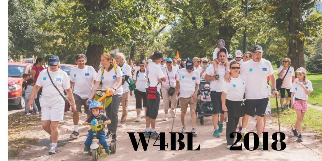 WALK 4 BRAINLINK 2018
