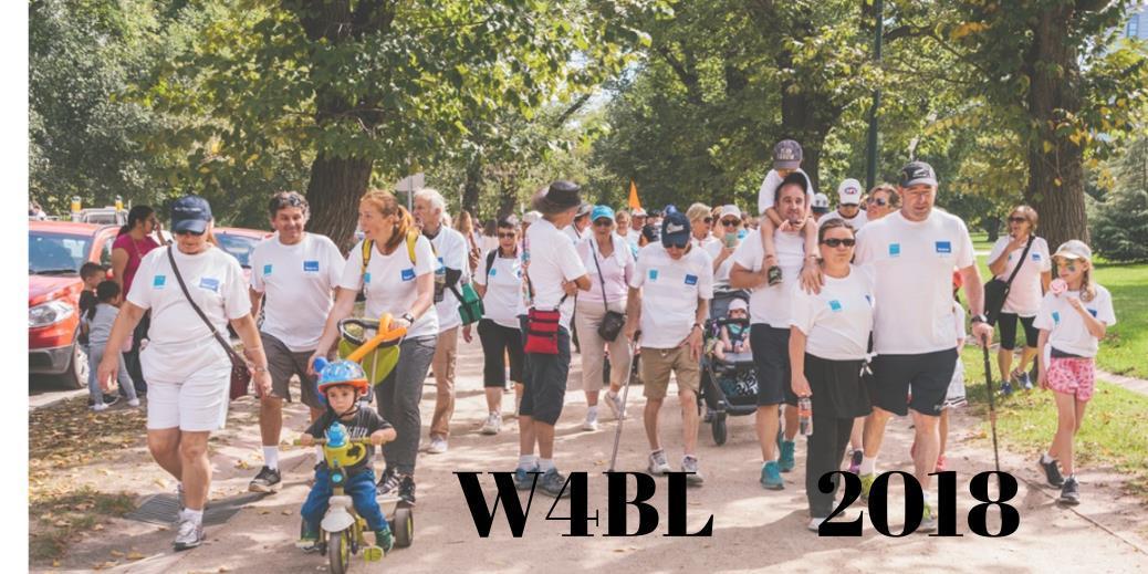WALK 4 BRAINLINK 2018